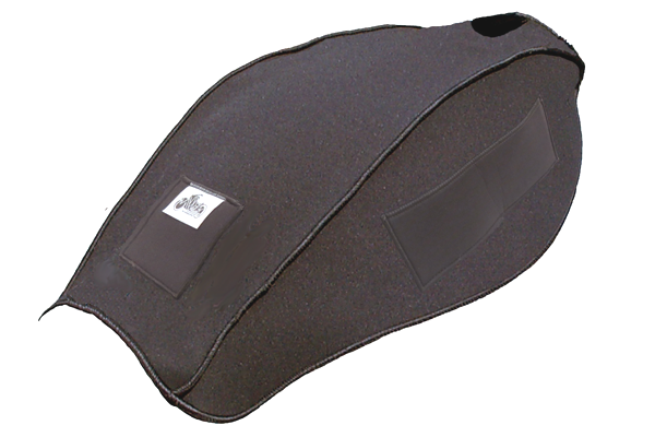 V-Rod Tank Cover, With Pockets