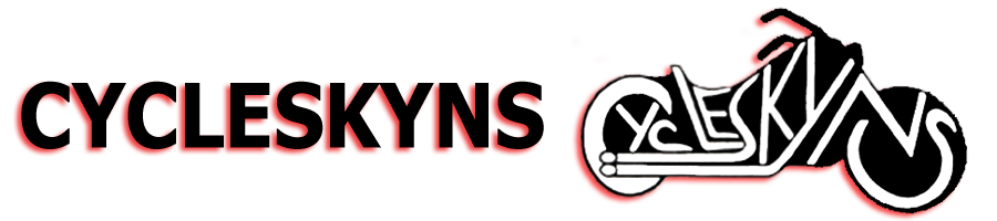 CycleSkyns Title and company logo